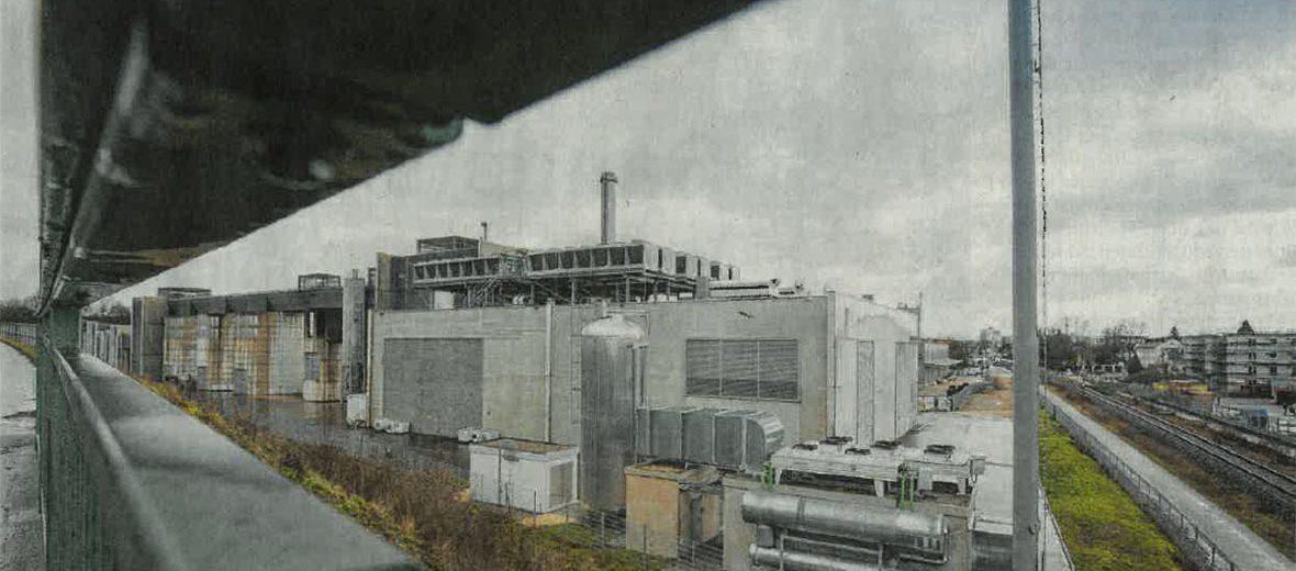 Holzgasanlage in Senden