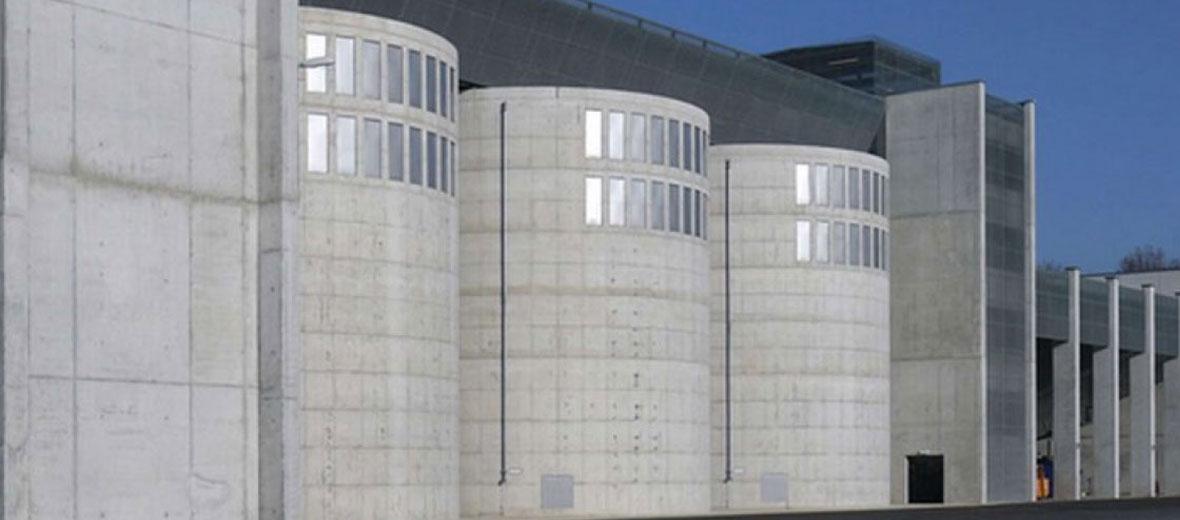 Holzgaskraftwerk in Senden