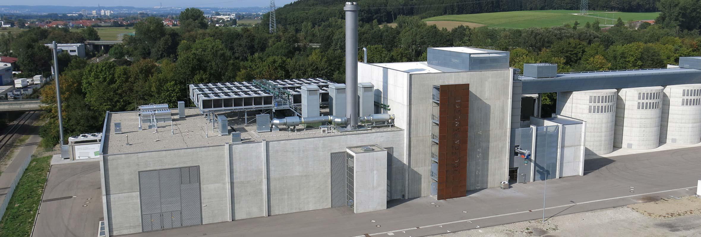 Bio-Energiepark in Senden