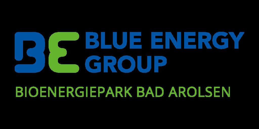 Logo Blue Energy Group Bioenergiepark Bad Arolsen