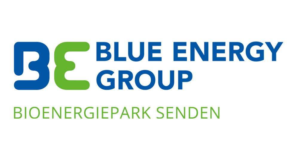 Logo Blue Energy Group Bioenergiepark Bad Arolsen